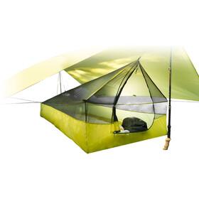 Sea to Summit Escapist Ultra-Mesh Bug Tente, lime/black